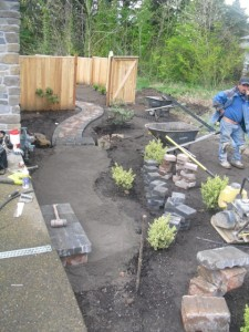 Rule paver pathway in Washougal WA