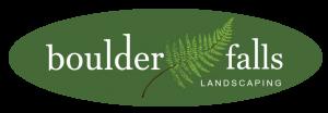 Boulder Falls Landscape in Vancouver WA and Camas Washington