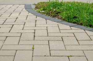 Pavers on property. Boulder Falls installs driveway pavers to properties in Vancouver WA and Camas WA.