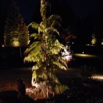 landscape lighting by Boulder Falls Landscaping in Vancouver WA and Portland OR